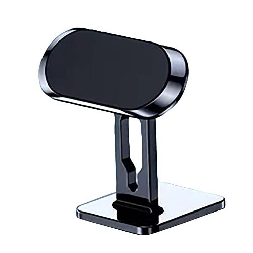 Linsition Soporte magnético para teléfono móvil para el salpicadero, soporte universal para teléfono móvil, accesorio para el coche, soporte magnético 360°, ajustable