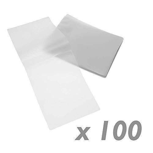 PrimeMatik - 150 micron mantel voor laminator 70x100 mm (100 eenheden)