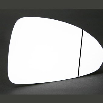 SA9-3 2003 to 2012 Silver Wide Angle Wing//Door Mirror Glass RH Driver Side