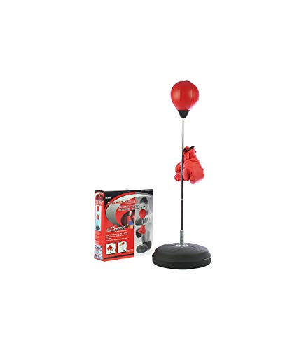 Grupo K-2 Wonduu Set Punching Ball Alto Ajustable