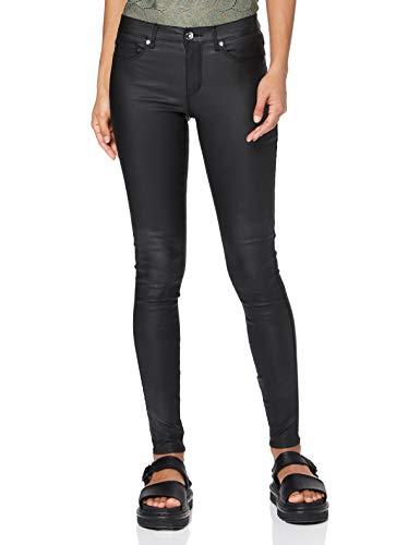 Only ONLROYAL Life REG SK Rock Coat BB PIM Pantalons, Noir, 32 M Femme