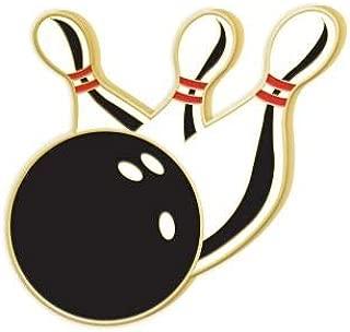 bowling lapel pins