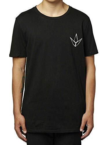 Envy Scooters - Boxed Logo T-Shirt - Black Black XXL