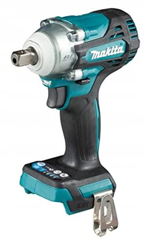 Makita DTW301Z DTW301Z-AVVITATORE AD IMPULSI 18V 1/2'-300 Nm, Nero,senza batteria e caricabatteria, 18 V, 60 x 450 mm