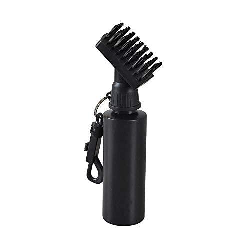 Cepillo de golf limpio, profesional de nailon duradero para palos de golf, cepillo de limpieza con broche
