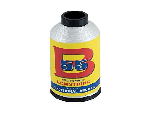 BCY Sehnengarn Dacron B55 1/4 lbs Weiss