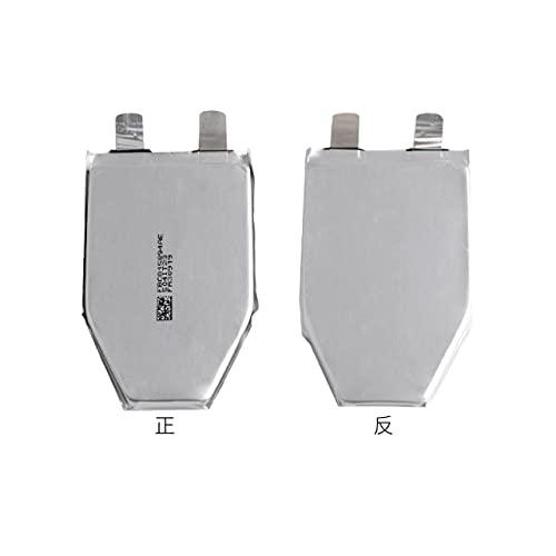 OUYBO 1 2 3 4 pezzi Ehang fantasma 2.0 aerea Quadcopter originale nucleo a celle batteria lipo 3.7V 4500MAH Accessori per batterie di parti RC (Color : 2pcs, Discharge Rate : 30C)