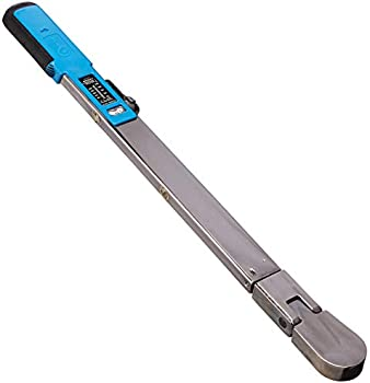 Precision Instruments Silver 1/2 Inch Drive Split Beam Torque Wrench