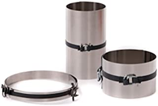 Best 301 spring-tempered stainless steel Reviews