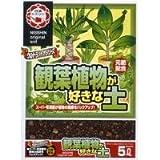 日清ガーデンメイト 観葉植物が好きな土 5L ×4個 0272010