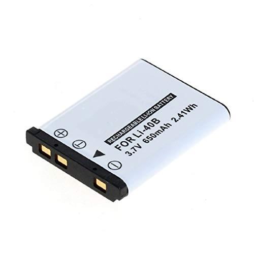 AGI Batería de Repuesto Compatible con Olympus LI-42B.