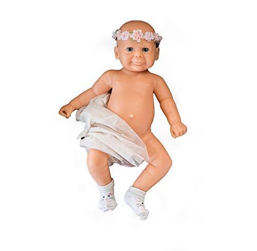 Baltic Baby® Greta Reborn - Bebé infantil de silicona