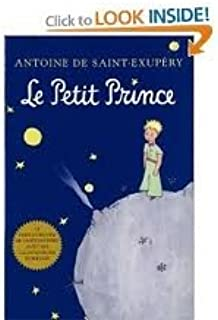 Le Petit Prince French Edition Publisher: Harcourt Children's Books; Revised edition