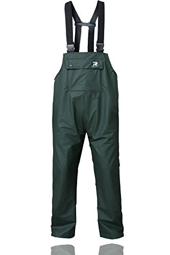 RainRider Rain Pants for Men Women Waterproof...