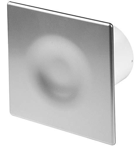 125mm Feuchtigkeitssensor Dunstabzugshaube Satin ABS Frontblende ORION Wand Decke Belüftung