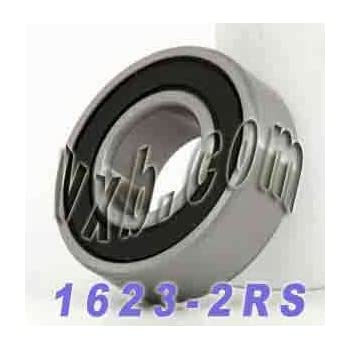 99502H-2RS Double Sealed Ball Bearings 5//8 x 1 3//8 x 7//16 Inch 4 Four