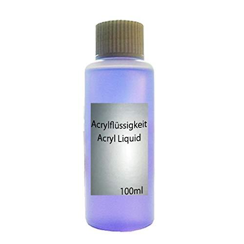 Acrylflüssigkeit - Acryl Liquid 100 ml für Acrylmodellage
