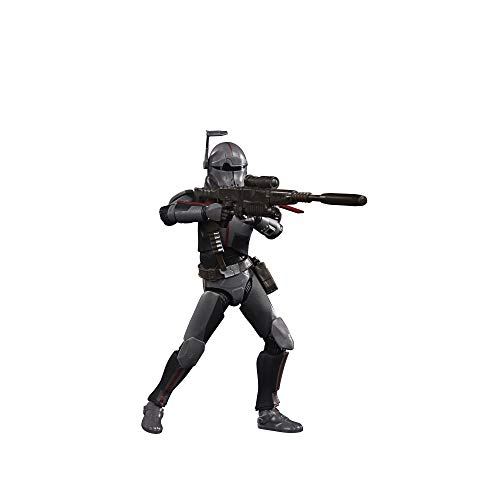 Star Wars The Black Series Bad Batch Crosshair Toy 6-Inch-Scale Star Wars: The Clone Wars Collectible Figure, Toys For Kids Ages 4 and Up