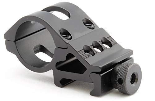 "Atom Optics 25mm Offset Torcia Supporto/1 "" Offset Fucile Laser Supporto / per 20mm Guida Weaver"