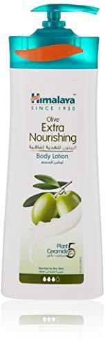 Himalaya Lotion Nutritive pour Corps Olive 400 ml 1 Unité