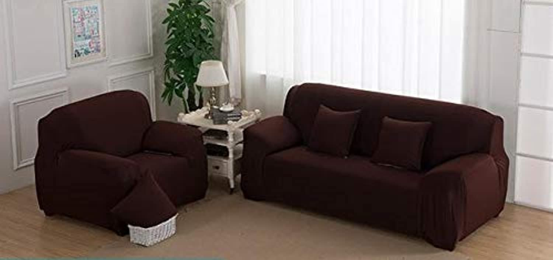 Slipcovers Sofa Tight wrap All-Inclusive Slip-Resistant sectional Elastic Full Sofa Cover Towel Single Two Three Four-Seater   17, Three seat Sofa