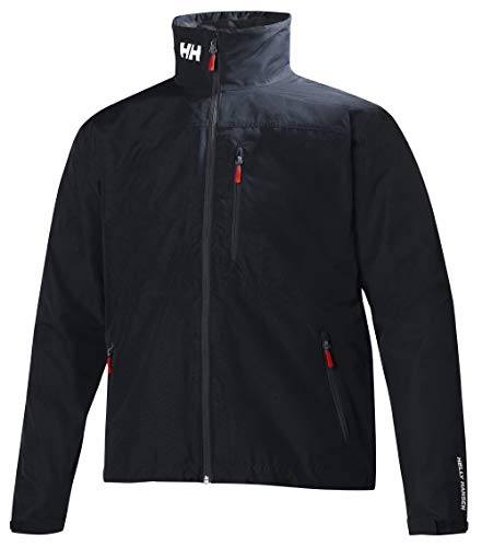 Helly Hansen Crew Midlayer Chaqueta deportiva impermeable, H