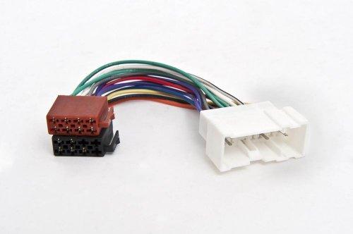 NISSAN (2) Radioadapter Radio Autoradio Adapter DIN ISO