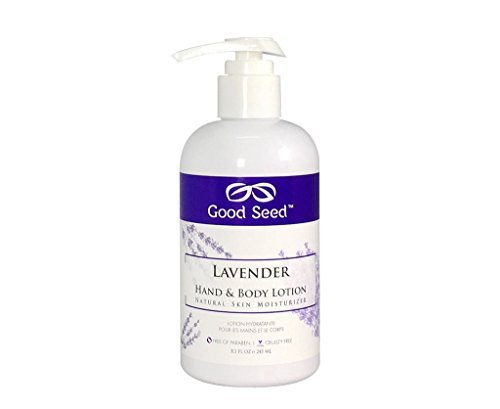 Good Very popular! Seed Lavender Hand Body Lotion 8.3 oz 55% OFF