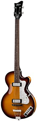 Hofner Ignition Club Bass with Case,