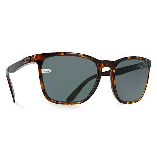 gloryfy unbreakable eyewear Gi26 Kingston Night Havanna Sonnenbrille, Braun, Uni