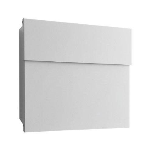 Letterman 4 Briefkasten Radius Design Weiß