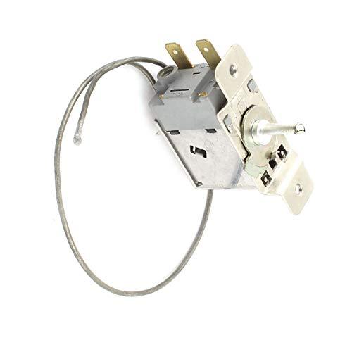 Aexit WPF22A AC 220-250V Kühlschrank-Kühlungs-Thermostat mit 35 cm Kabel (f375df4a8d1c9d03f37d278406e3eee9)