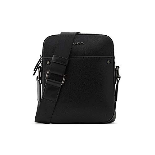 ALDO Men's Poani Crossbody Bag, Black
