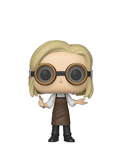 Funko Pop! Television Doctor Who - Thirteenth Doctor (Goggles) #899 Vinyl Figure 10cm Released 2019