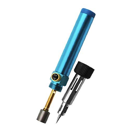 Odoukey 3 en 1 Soldadura Soldadura Hierro Kit Pluma Tipo de Gas de la antorcha de Soldadura Consejos de Temperatura Ajustable