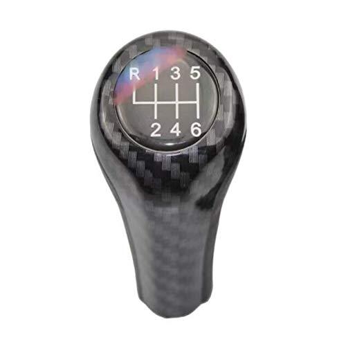 Viviance 5 6 Velocità Cambio Manopola Per Bmw E30 E32 E34 E36 E38 E39 E46 E53 E60 E61 E63 E81 E82 E83 E84 E87 E90 E91 E92 1 Serie 3 Serie 5 Serie 6 Serie X1 X3 X5-6 velocità