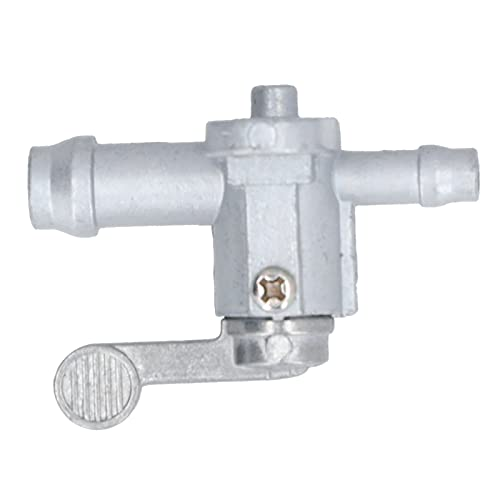 Interruptor del tanque de combustible de gasolina, PW50 Llave de purga de gasolina 4X4-24500-00-00 Apto para PW50 PEEWEE50 1981‑1983 1985‑1987 1990‑2009
