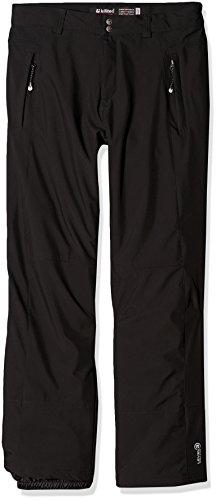 Killtec Pantalon avec Jupe Pare-Neige-salmun 17945–000 l (Noir