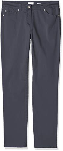 Gerry Weber Edition 92371-67712 Jeans Straight, Blu (Marine 82200), 48/L32 (Herstellergröße: 48R) Donna