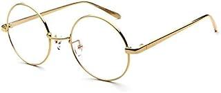 المتناثرة نمط الرجعية معدن جولة إطار النظارات Jl2911-4