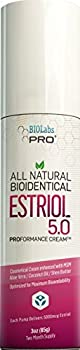 Estriol - All Natural Bioidentical Estriol 5.0 - Age Management for Women - Professional Strength - Two Month Supply - 3oz.