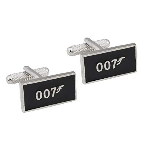 The Cufflink Store James Bond 007 Manschettenknöpfe
