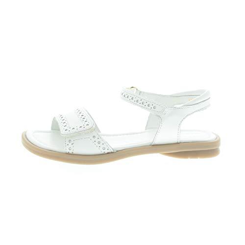 Mod8, Mädchen Sandalen , weiß - weiß - Größe: 33 EU