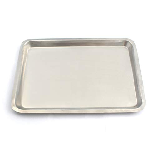 AAPROTOOLS 12 INCH X16 INCH STAINLESS STEEL COOKIE SHEET A+ QUALITY