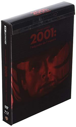 2001 : l'odyssée de l'espace [4K Ultra HD Blu-Ray Bonus + DVD]