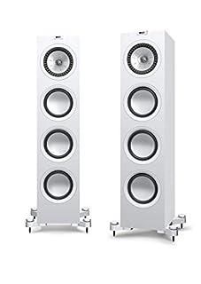 KEF Q750 Floorstanding Speaker (Each, White) (B0725VQ5T6)   Amazon price tracker / tracking, Amazon price history charts, Amazon price watches, Amazon price drop alerts