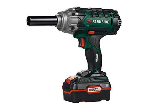 PARKSIDE® PASSK 20-Li A1 - Atornillador de impacto, inalámbrico, 20 V, 4 A