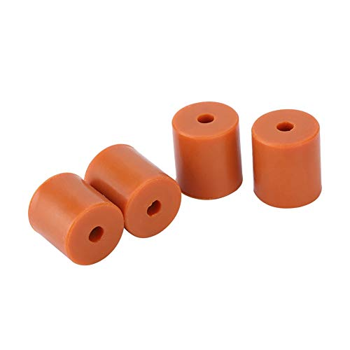 Hot Bed Silicone Leveling Column, 3D Printer Accessories Non-stick Silicone Hot Bed Replacement Leveling Column Fenders