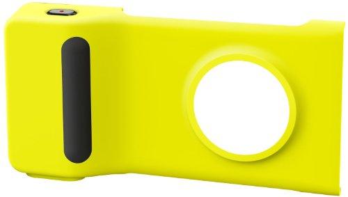 ノキアジャパン Nokia PD-95G カメラグリップ for Lumia 1020 【輸入品】 (イエロー Yellow)