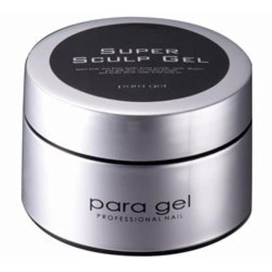に対して提唱する電気陽性★para gel(パラジェル) <BR>スーパースカルプジェル クリア 25g